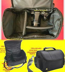 MEDIUM/LARGE CAMERA BAG CASE fit NIKON DSLR D5200 D 5200