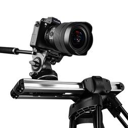 Micro 2 <font><b>Camera</b></font> Slider Track Dolly Slider