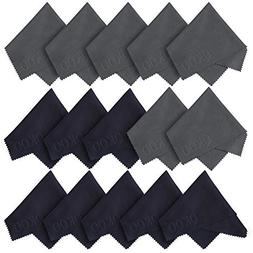 Microfiber Cleaning Cloths  - QKOO Cleaning Cloths - for Can