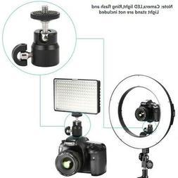 Mini Ball Head 360° Swivel for DSLR Camera Stand Tripod Ada
