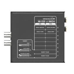 Blackmagic Design Mini Converter | HDMI to SDI 4K