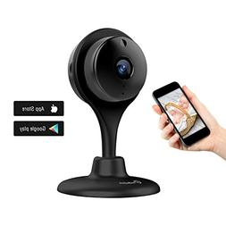 miSafes 1080p HD Mini Smart Wireless Wifi Indoor Home Day Ni