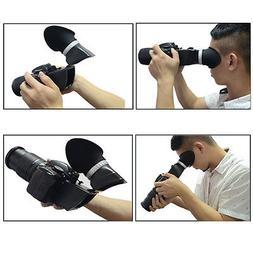 Meike MK-VF2 Universal LCD Viewfinder for 3''~3.2'' Screen f