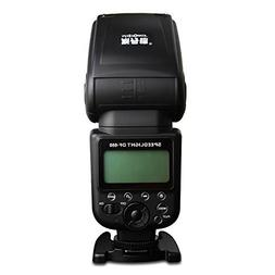Sidande Professional Hot Shoe Mount E-ttl Flash Speedlight F
