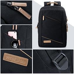 Camera Backpack, K&F Concept Fashion DSLR Camera Bag Waterpr