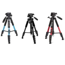 Multi Color ZOMEI Q111 Professional Aluminum Alloy Camera Tr