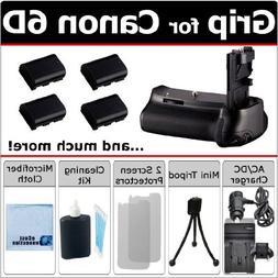Multi Power Vertical EOS 6D Multi Purpose Battery Grip for C