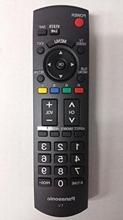 Original Panasonic N2QAYB000104 TV Remote Control