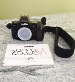 Nikon N8008s 35mm SLR Camera Body