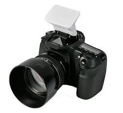 The NEST MiNi Pop-up Flash Diffuser for DSLR Cameras