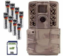 New Moultrie A-40 Pro Infrared 14MP Game Trail Camera Kit SD