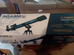 NEW Altazimuth Refractor Telescope Meade Instruments Infinit