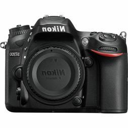 NEW Nikon D7200 DSLR Camera  inc. all MFG accessories 1 Yr W