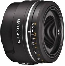 New Sony DT 50mm F1.8 SAM SAL50F18 Lens for A mount APS-C