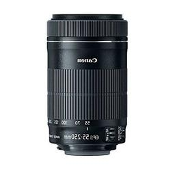 new ef s 55 250mm f 4