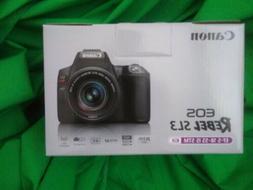 NEW Canon EOS Rebel SL3 24.1MP Digital Camera - Black (Kit w