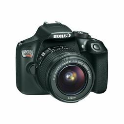 NEW Canon EOS Rebel T6 DSLR Camera with 18-55mm II Lens 1159