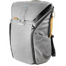 NEW PEAK DESIGN EVERYDAY BACKPACK 30L ASH FOR DSLR LENSES AC