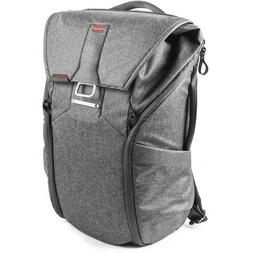 NEW PEAK DESIGN EVERYDAY BACKPACK 30L CHARCOAL FOR DSLR 3-6