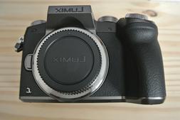 BRAND NEW Panasonic Lumix DMC-G7K Mirrorless Micro 4/3 Digit
