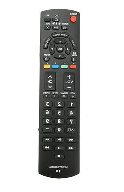 NEW Remote N2QAYB000485 Replaced For Panasonic TV N2QAYB0003