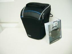 New USA Gear QTL Top Loading Digital SLR Camera Bag With Acc