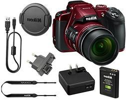 Nikon COOLPIX B700 20.2 MP 60x Opt Zoom Super Telephoto NIKK
