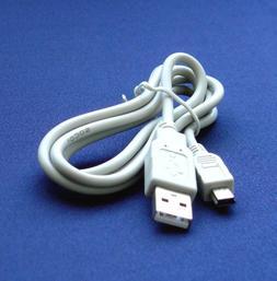 Nikon D40 Digital DSLR Camera Compatible USB 2.0 Cable Cord