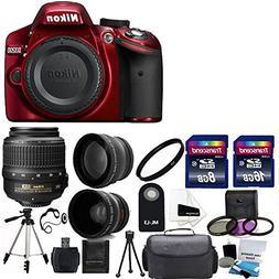 Nikon D3200 24.2 MP CMOS Digital SLR Camera  with 18-55mm VR