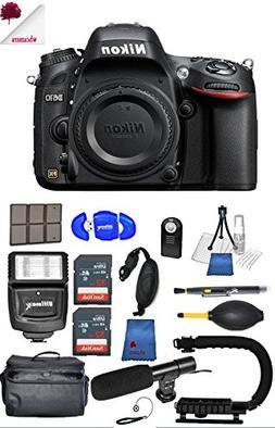 Nikon D610 24.3 MP FX Format DSLR Camera  1540  - Full Acces