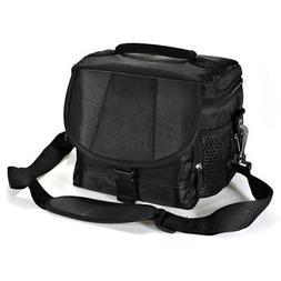 Nylon Camera Shoulder Bag Case for DSLR Nikon Canon Nikon So