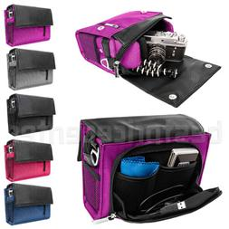 VanGoddy Nylon Metric Camera Bag Carrying Case for Olympus S
