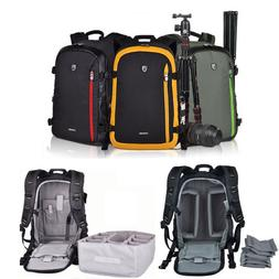 Nylon Multi-function DSLR Camera Bag Photography Bag for Oly