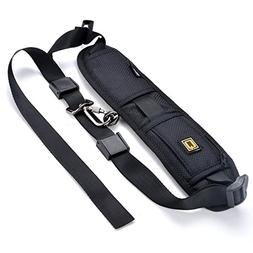 COMFY STRAP Nylon Shoulder Strap with Metal Hook and Screw f