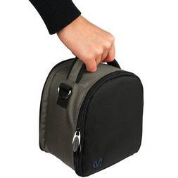 Nylon SLR Bag - Gray For Sony Alpha A6000, A7, A7R, A7s, DSC