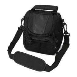 Small Nylon Waterproof Camera Shoulder Bag Case Handbag For