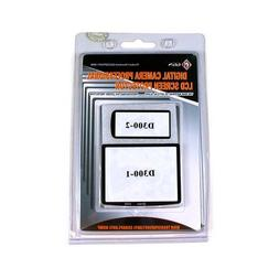 Optical Glass Professional LCD Screen Protector for Nikon D3