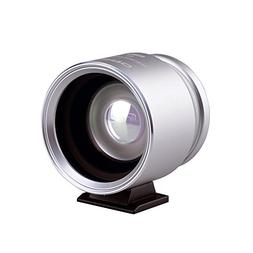 XPRO Optical Viewfinder 28/35/45 Silver Camera Eyepiece for