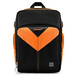 Orange Nikon SLR Camera Backpack D7200 / D7100 /D5500/ D5300