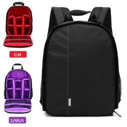 Outdoor DSLR Digital Video Camera Backpack Water-resistant M