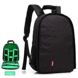 Outdoor Small DSLR Digital Camera Video Backpack Water-resis