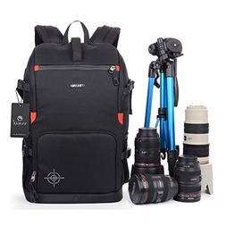 YAAGLE Oxford Multi-functional Anti-shock DSLR Camera Bag Ba
