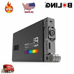 Boling P1 RGB Pocket LED Video Light 2500-8500K For Studio D