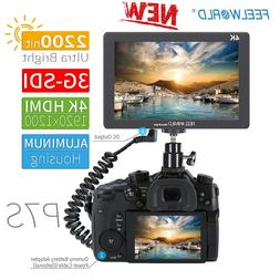 FEELWORLD P7S 7 Inch 2200nit Ultra Bright 3G-SDI 4K <font><b