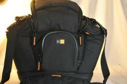 Case Logic padded camera bag great for hiking SLR or DSLR sy