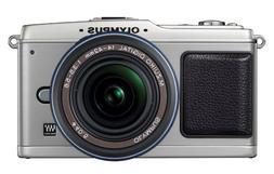 Olympus PEN E-P1 12.3 MP Micro Four Thirds Interchangeable L