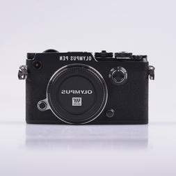 0lympus PEN F Body Only Digital Cameras- Black