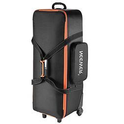 "Neewer Photo Studio Equipment Trolley Carry Bag 38""x15""x11""/"