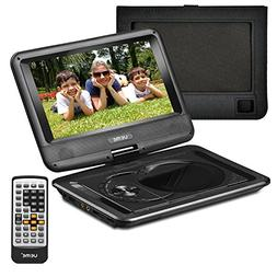 "UEME 9"" Portable DVD Player CD Player with Car Headrest Moun"