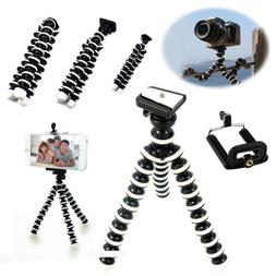Portable Flexible Tripod Octopus Stand Gorilla Pod For Gopro
